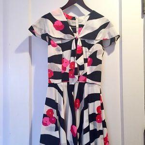 EUC Vintage Dress by Mr. Bob of California S/M